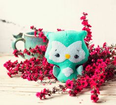 DIY Felt Owl - FREE Pattern and Tutorial