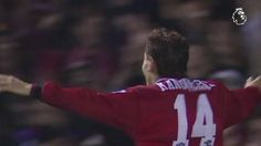 The last time Man Utd and Man City clashed in the Premier League on a Thursday, Andrei Kanchelskis stole the show…