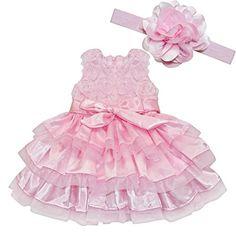 TIAOBU US Baby Girls Rosette Tunic Dress With Flower Head... https://www.amazon.com/dp/B00XJ1YH1K/ref=cm_sw_r_pi_dp_z5mAxb6K48NMS