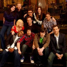 current SNL cast members some great talent here!