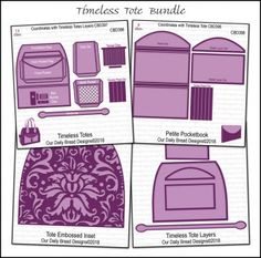 *TIMELESS TOTE BUNDLE