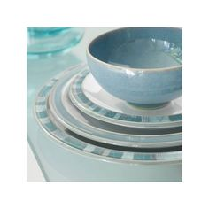 Denby Azure Coast Dinnerware Collection  sc 1 st  Pinterest & Denby Azure Teaplate | Denby Azure Coast | Pinterest | Outlet store ...