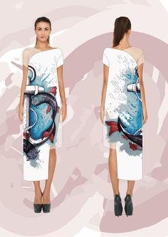 printed apparel. adobe illustrator