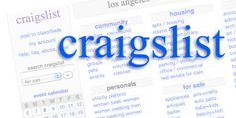 Creating a Craigslist Account -