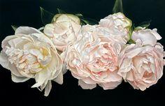 Peonies Oil Painting Painting