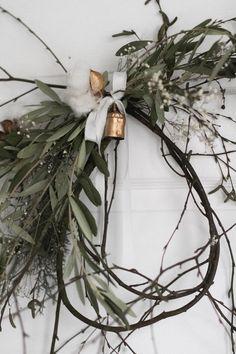Portland Florist | Deck the Halls and Your Door — RUE ANAFEL