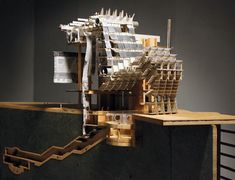 neo-constructivist: I should not be this turned on by a model… jie shen: performing mdm opera house