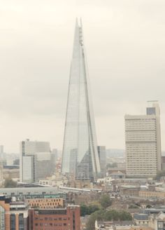 The Shard is the tallest skyscraper in London and hosts restaurants, offices and hotel rooms. Its eclectic architecture and  mesmerizing views attract millions of tourists every year.