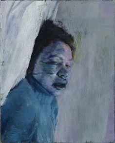 'Donor VI', 2014, oil on canvas, 50 x 40 cm
