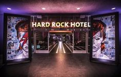 """Hard Rock Hotel"", Palm Springs (2014) - Mister Important Design"