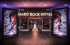 """Hard Rock Hotel"", Palm Springs (2014) - Mister Important Design"