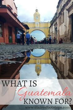 Avocados, colourful textiles, Mayan ruins... what else is Guatemala known for? This list highlights some of the best reasons to visit Guatemala! Whether you're planning a trip to Antigua or Lake Atitlan, look out for these famous things about Guatemala when you're travelling in Central America.