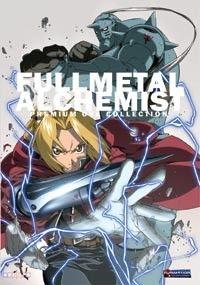 Fullmetal Alchemist: Premium OVA Collection DVD