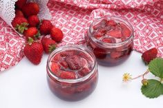 ДОМАШНЕЕ КЛУБНИЧНОЕ ВАРЕНЬЕ  http://cookingfood.com.ua/deserty/domashnee-klubnichnoe-varene.html