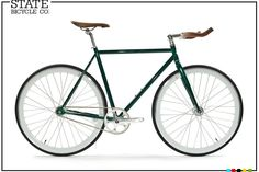 Build Custom RANGER   Fixed Gear Bicycle   State Bicycle Co.