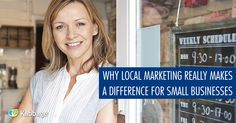 Why Local Marketing Really Makes a Difference for Small Businesses   Kabbage