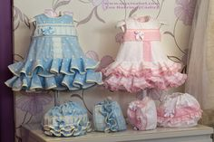 Little Girl Dresses, Girls Dresses, Summer Dresses, Toddler Fashion, Kids Fashion, Stella Rose, Baby Dress Design, Baby Couture, Baby Sewing