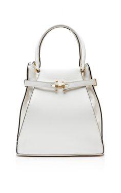 Apollo Handbag In Chalk by VBH