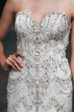 Lazaro, Spring 2014. I usually don't like sparkle, but wow.