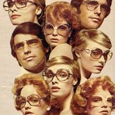 88108d8aa0 Those  70s Glasses  Eyewear from the Disco Decade and Beyond