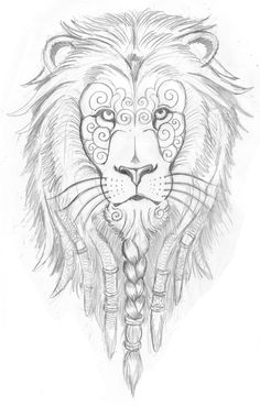 Lion tattoo design idea Lion Tattoo Design, Lion Design, Tattoo Designs, Lion Coloring Pages, Coloring Books, Lion Rasta, Blackwork, Gravure Laser, Lion Wallpaper