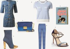 LoppStyle Inspiration: The Blues