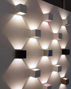 Desire your house wall surface to be more beautiful with ornamental lights, see this picture, wish you will certainly obtain inspiration lights lamp lighting Interior Lighting, Home Lighting, Modern Lighting, Lighting Design, Wall Lighting, Ceiling Design, Wall Design, House Design, Contemporary Wall Lights