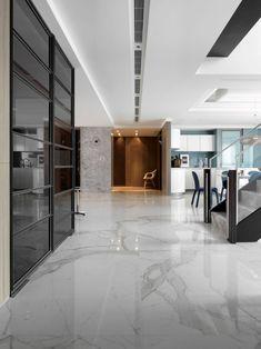 Dieses Taiwanesische Apartment Ist Luxuriös Zeitgenössisch | Apartments,  Dekoration And Contemporary