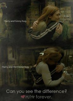Harry and Hermione forev!