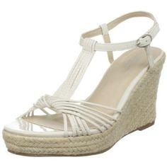 Lovely, white summer sandals