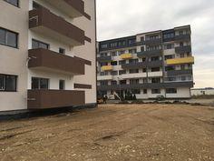 Exterior bloc Ivonco Residential, Pantelimon. Complexul rezidenţial este poziţionat într-o zonă cu acces rapid la pieţe, spitale, şcoli si gradiniţe.
