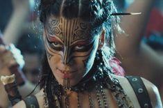 Lee-Anne Liebenberg as Viper in Doomsday #beautifulwomen