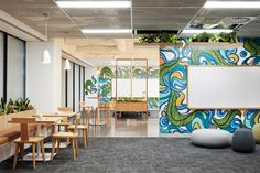 CUA Offices – Melbourne