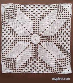 Αποτέλεσμα εικόνας για pastillas a crochet para colchas patrones