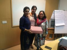 Health Talk by Dr. Navpreet Buttar on Women's Day at Hindustan Times, Mohali