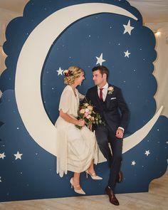 Vintage inspired wedding at Horetown House // www.onefabday.com
