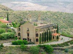 Douglas Mansion in Jerome, Arizona (Northern part)