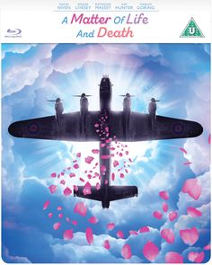 Buy A Matter of Life and Death - Limited Edition Steelbook from Zavvi, the home of pop culture. Take advantage of great prices on Blu-ray, merchandise, games, clothing and more! Raymond Massey, Kim Hunter, Sony Pictures Entertainment, Signs Of Life, Lancaster Bomber, Radio Wave, Life And Death, Best Tv, Digital Image
