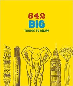 642 Big Things to Draw: Amazon.es: Chronicle Books: Libros en idiomas extranjeros