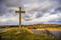 Cuthberts Cross I've always wanted to visit at in I've seen many shots of. Cuthbert, Get Outdoors, Come And Go, The Dunes, Timeline Photos, Landscape Photos, Getting Out, Looking Back, Wind Turbine