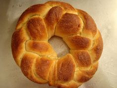 Easiest Ever Day of the Dead Bread