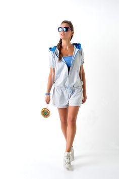 Summer Melange jumpsuit