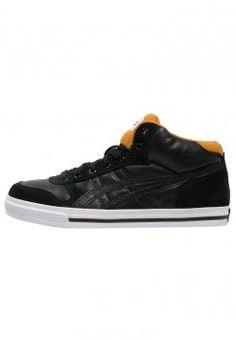 ASICS - AARON MT - Sneakers high - black ff2d172294e1b