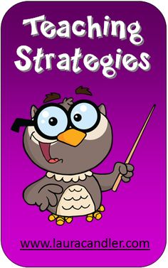 Check out the Teaching Strategies section of LauraCandler.com. You'll find printables and resources for Literature Circles, MI theory, Learning Centers, Mastery Learning, Cooperative Learning, and Classroom Management.