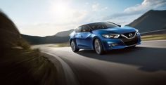 2016 Nissan Maxima Overview
