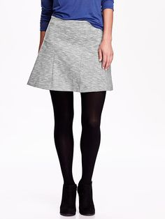 Fit and Flare Skirt Product Image