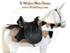 Medieval Horse Barding Rein, Chest and Rump Caparisons SET *Custom*