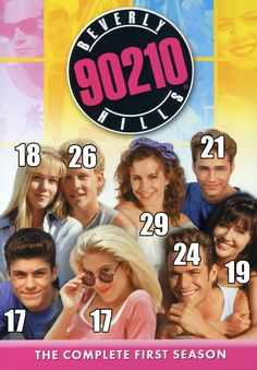 Beverly Hills 90210 | Check Out The Real Ages Of TV High Schoolers When Their Shows Started. Andrea was 29 when the show started!!!!!