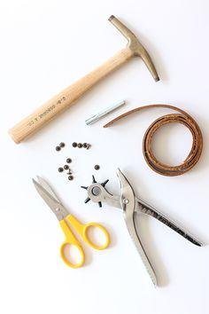 DIY No-Sew Rope Basket / alice & lois