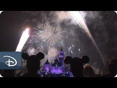 Designing a Disney Fireworks Show   Disneyland   Disney Parks (+playlist)